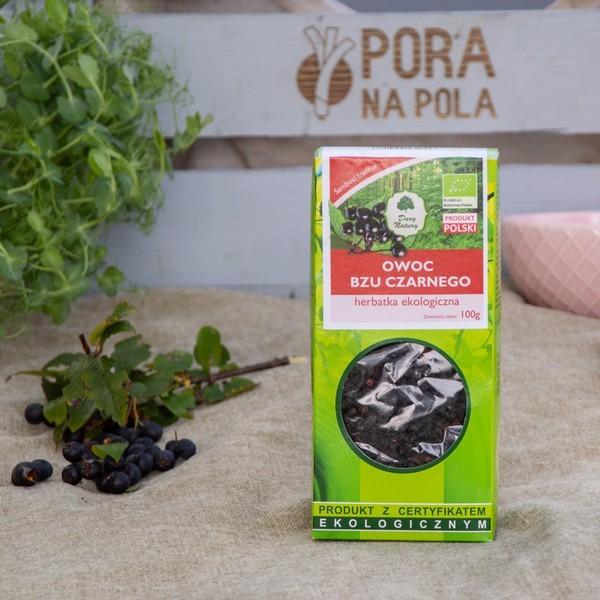 Owoc bzu czarnego EKO