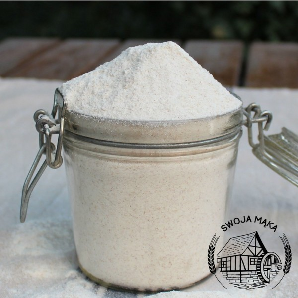Mąka orkiszowa Grahamka typ 1850