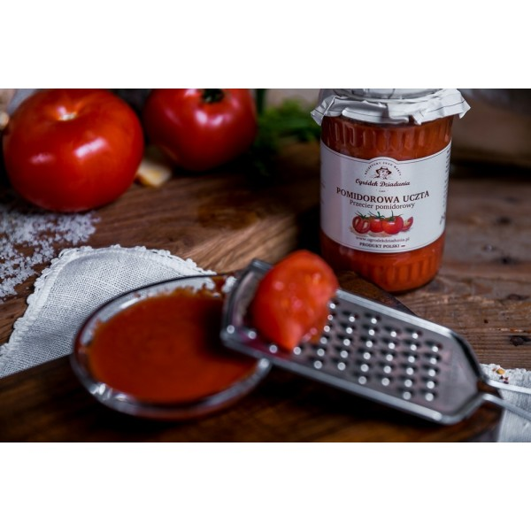 Przecier pomidorowy - Pomidorowa Uczta