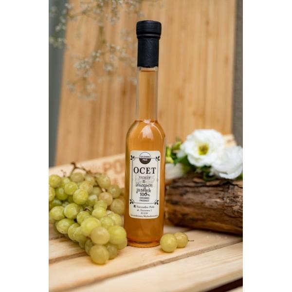 Ocet z winogron jasnych długodojrzewający