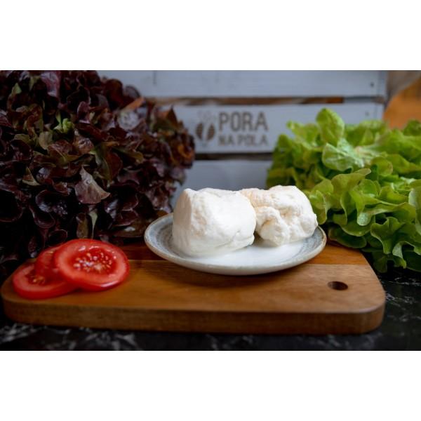 Mozzarella z mleka krowiego EKO