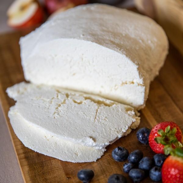 Ser biały twarogowy z mleka krowiego EKO