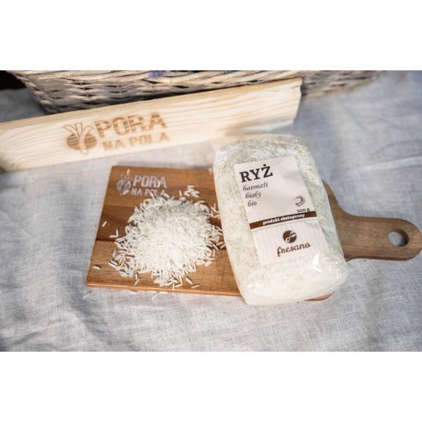 Ryż Basmati biały EKO