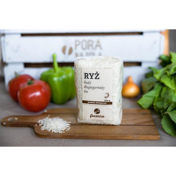 Ryż biały długoziarnisty EKO