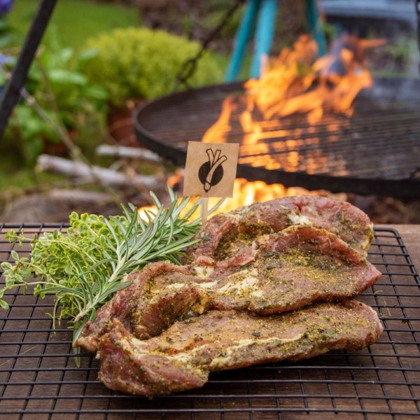 Karkówka marynowana grillowa