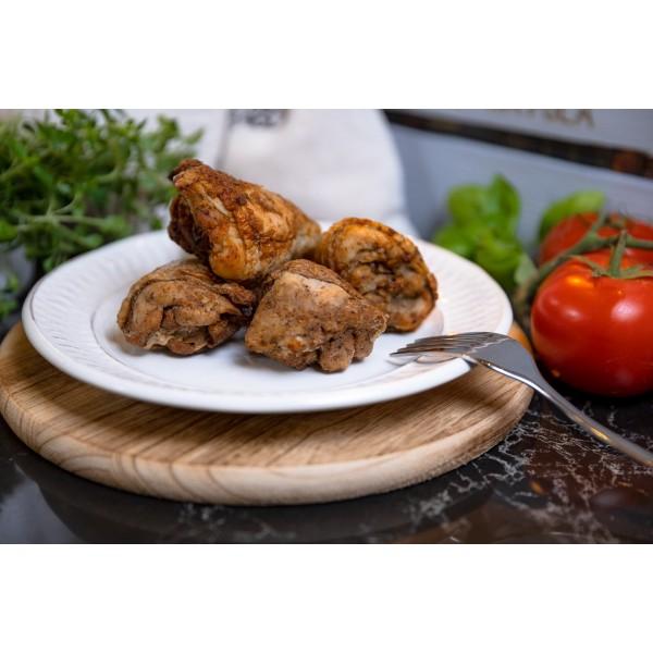 Pałeczki z kurczaka faszerowane suszonymi pomidorami