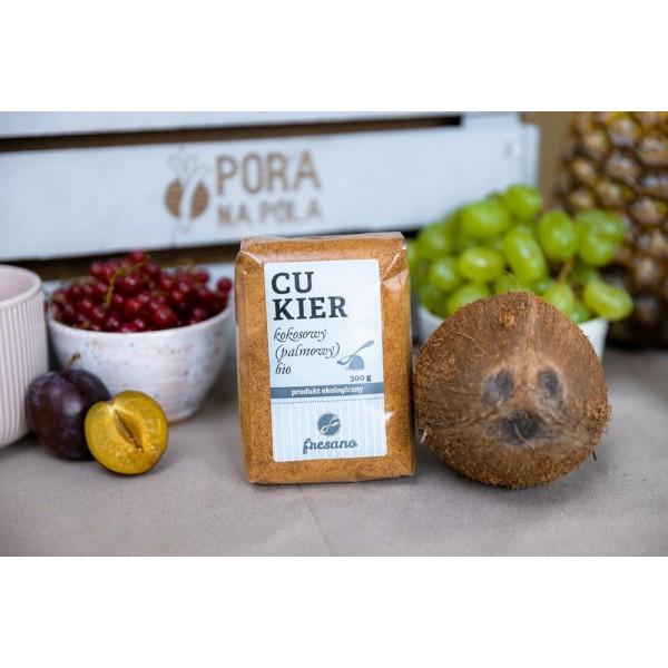 Cukier kokosowy (palmowy) EKO