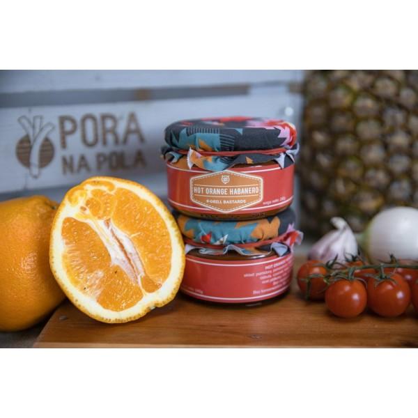 Sos Orange Habanero