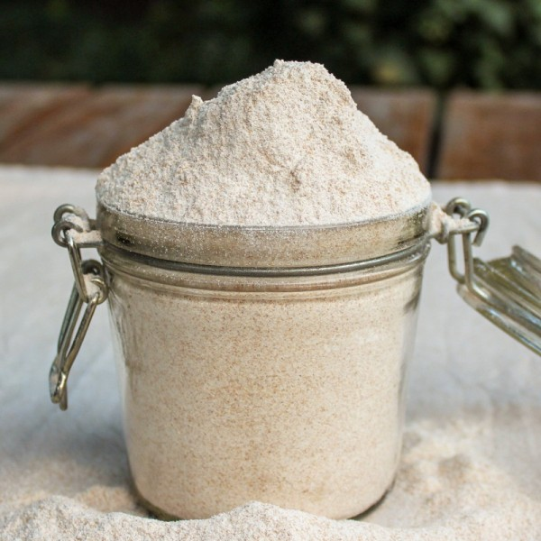 Mąka pszenna grahamka drobno mielona typ 1850