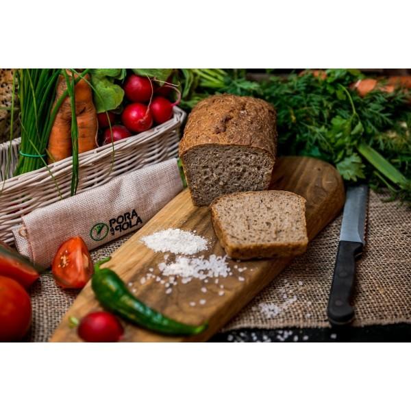 Chleb żytni razowy od Pani Teresy