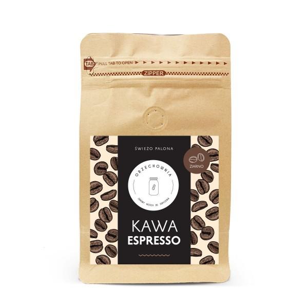 Kawa espresso ziarnista