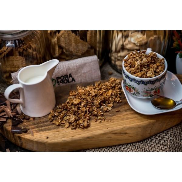 Domowa granola od Pani Teresy
