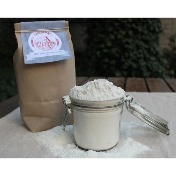 Mąka żytnia chlebowa typ 720 duża