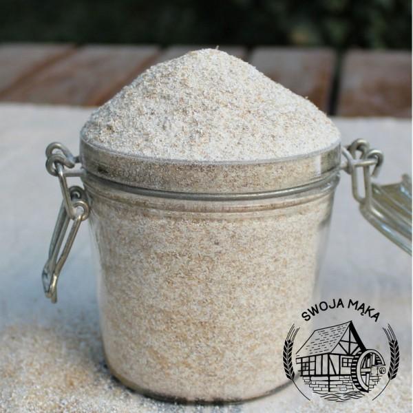 Mąka żytnia sitkowa typ 1400 duża