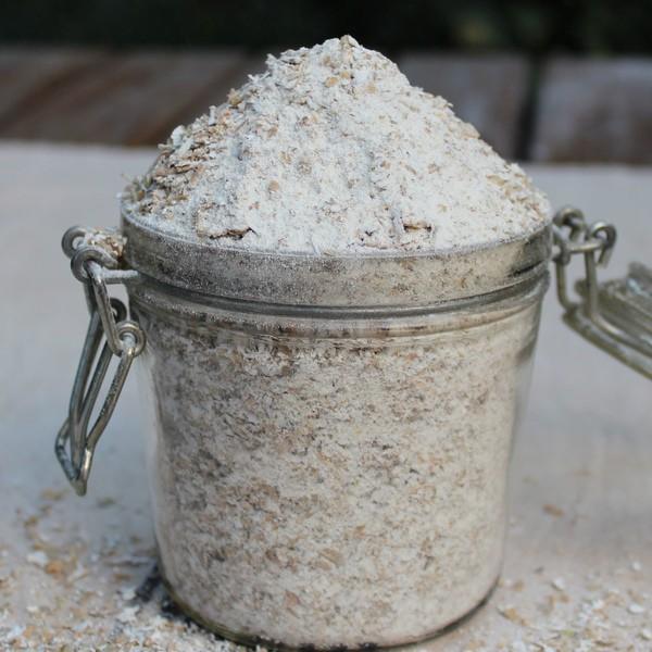 Mąka żytnia razowa typ 2000 duża