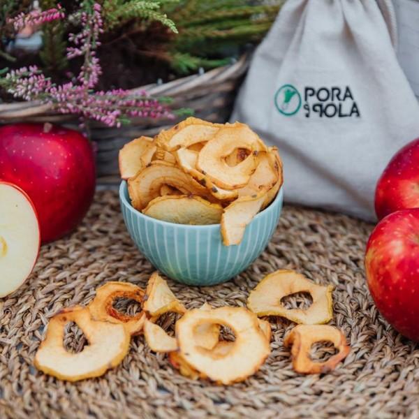 Chipsy jabłkowe EKO
