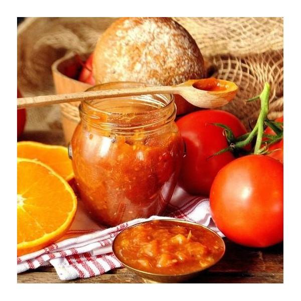 Pomidor z cynamonem