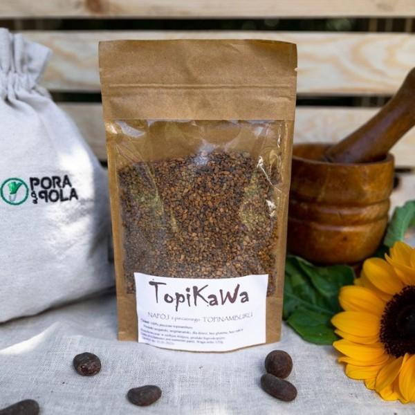 Kawa z pieczonego topinamburu