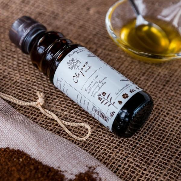 Olej z wiesiołka zimnotłoczony