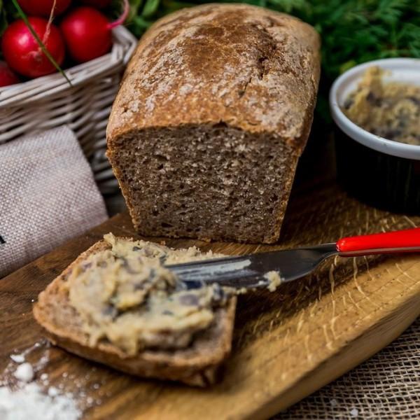 Chleb orkiszowy od Pani Teresy