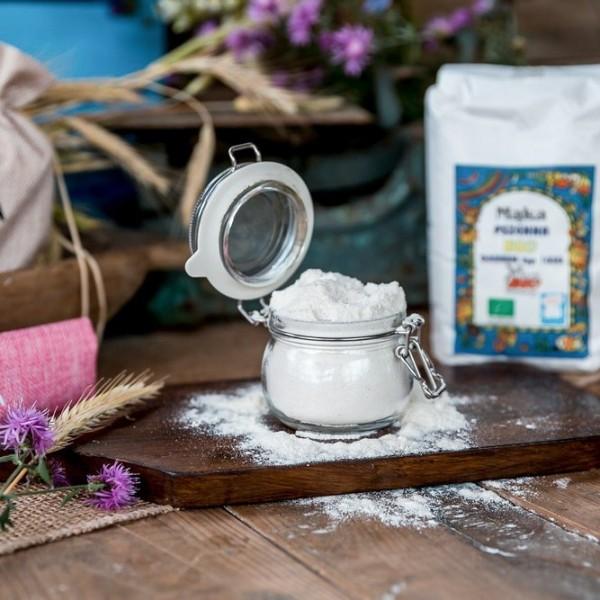 Mąka pszenna BIO Graham typ 1850