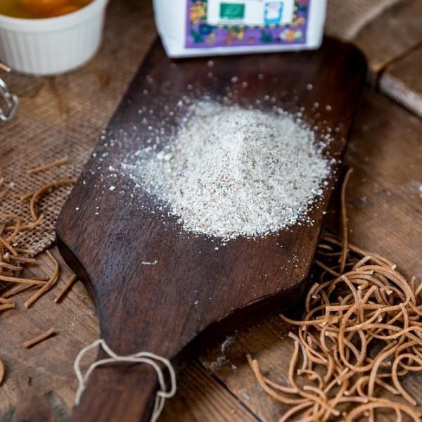 Mąka razowa żytnia BIO typ 2000