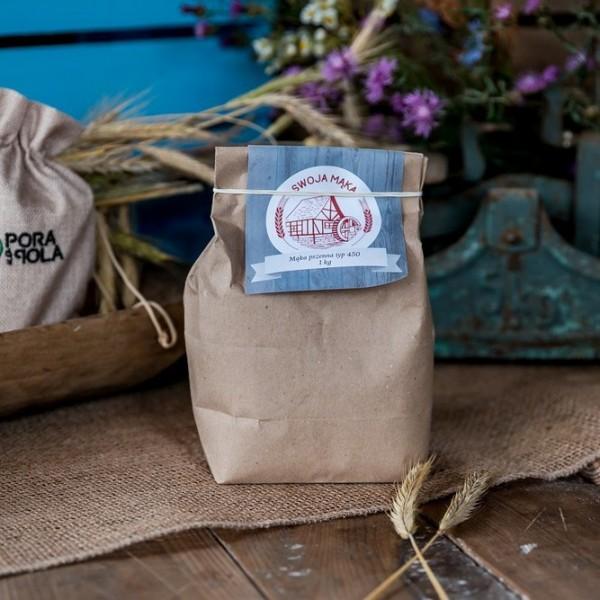 Mąka pszenna typ 450