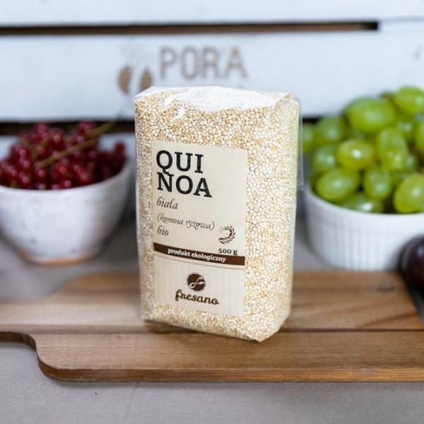 Quinoa biała EKO
