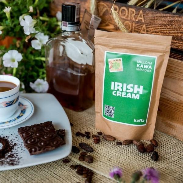 Kawa mielona smakowa Irish Cream