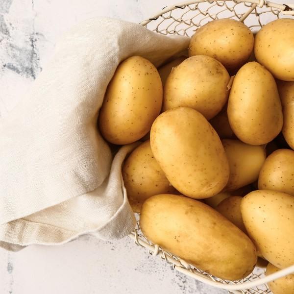 Ziemniaki młode Irga