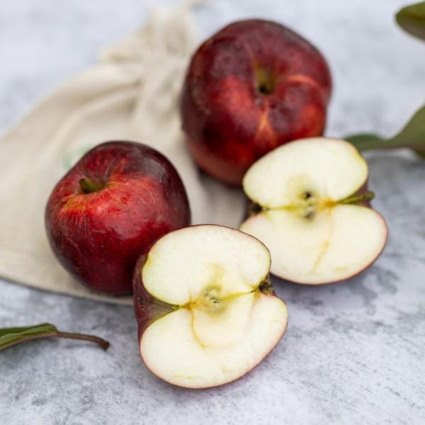 Jabłka malinówka EKO