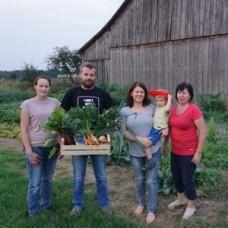 Gospodarstwo rolne Zielona Dostawa